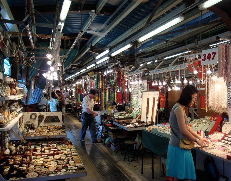 Нефритовый рынок Jade Market